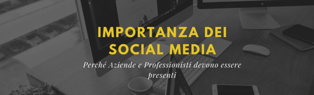Impoertanza social media